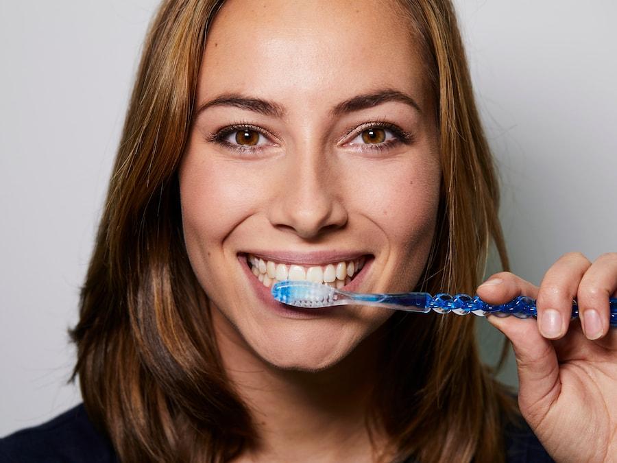 higiene dentária - escovagem dos dentes mafra