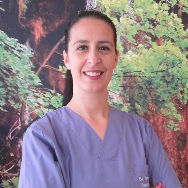 Assistente Rute Santos clinica sr implante