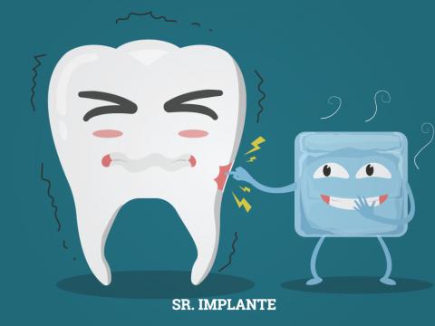 Já alguma vez sentiu sensibilidade dentária?